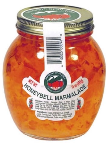 Honeybell Marmalde 8oz